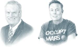 Musk Solyndra